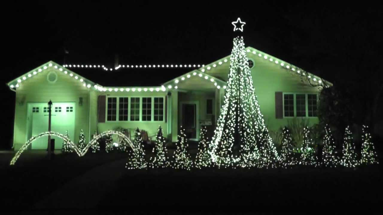 Christmas Lights Gone Wild