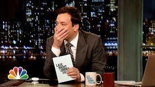 Hashtags: #MyWeirdRelative (Late Night with Jimmy Fallon)