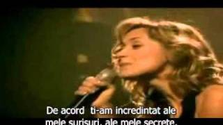 Repeat youtube video Je t`aime_ Lara Fabian [subtitrat română]