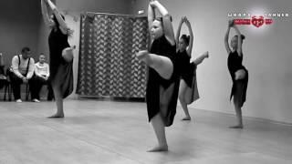 Открытый урок Contemporary. Школа танцев Wake Up.
