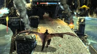 L.A.I.R. (PS3) Walkthrough - Part 4: Crossing at Dawn