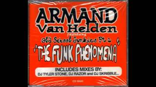 Armand Van Helden Presents Old School Junkies‎-- The Funk Phenomena (Ras 130 BPM Mix)