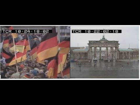 German Reunification | The Far Right | This Week | 1990