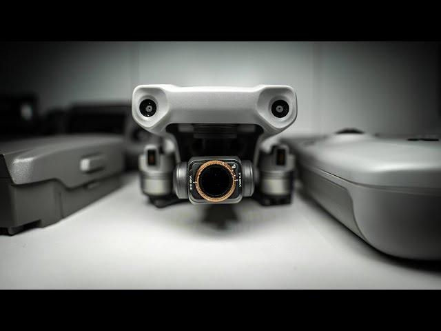 DJI Mavic Air 2 - A MUST-HAVE Accessory! (PolarPro VND Filters)