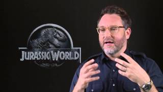 Jurassic World's Colin Trevorrow On Spielberg And Steeping Into Those Huge Jurassic Park Shoes