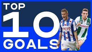 TOP 10 | De mooiste goals uit de 'Derby van het Noorden'