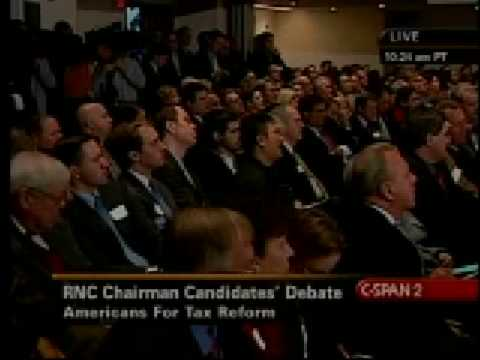 Candidates for RNC Chairman Describe How They Will Reach Out To Young Voters