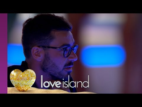 FIRST LOOK: Alex Confronts Wes for Grafting Megan  Love Island 2018