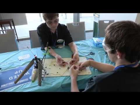 UH Hosts Offshore Technology Challenge