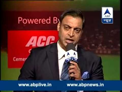 ABP News special on World Cup 2015 ll Vishwa Vijeta with 'Rawalpindi Express' Shoaib Akhtar