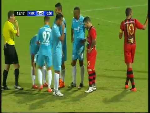 Gzira x Hamrun - Premiere League Malta 2016/2017 (Tony 44)