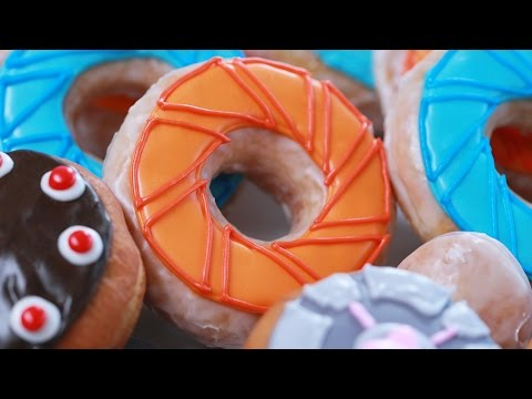 Save HOW TO MAKE PORTAL DONUTS - NERDY NUMMIES Snapshots