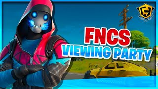 FNCS Reboot Round Viewing Party | !giveaway