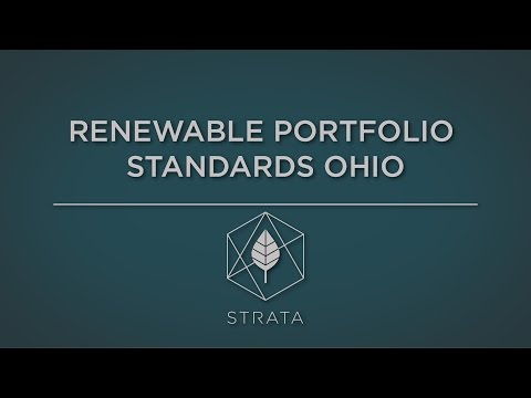 Renewable Portfolio Standards: Ohio