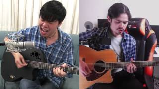 """""""Shine"""" - Mr. Big - Acoustic Cover (HAPPY NEW YEAR 2016!)"""