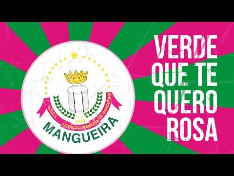 Cartola - Verde Que Te Quero Rosa (Lyric Video)