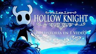 Hollow Knight : La Historia en 1 Video