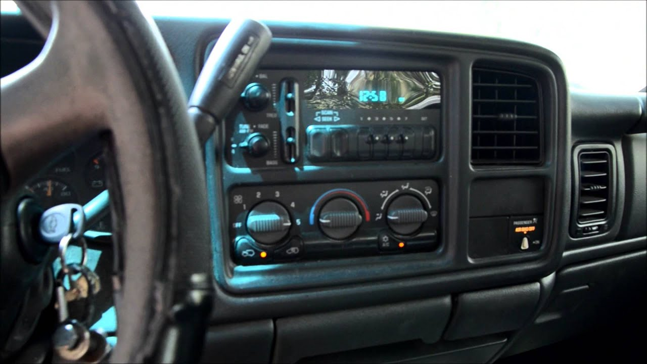 2002 Chevrolet Silverado 1500 W/T 4x4 - YouTube