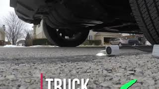 Truck Tough Headlights, Check out this torture-test by Lucas Lighting.