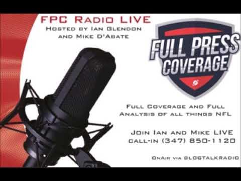 Full Press Radio LIVE - 3/23