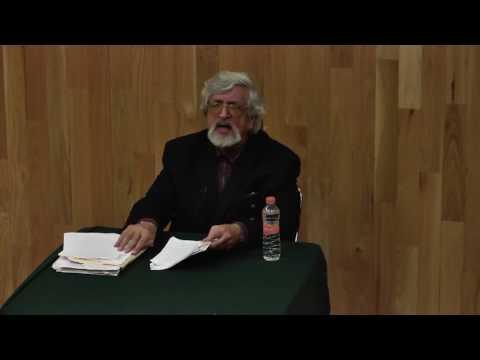Conference Richard Taruskin - UDLAP 2016