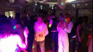 Marvellous Disco - Wedding at Berwick Rugby Club