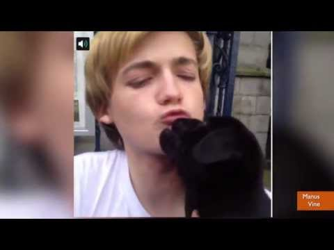 King Joffrey of 'Game of Thrones' Posts Adorable Vine with Puppy