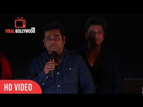 A. R. Rahman At Taal Special screening | Viralbollywood