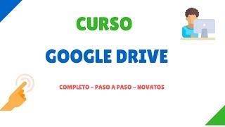 Clase 1: Google Drive Español - Cómo funciona - Paso a paso - 2018