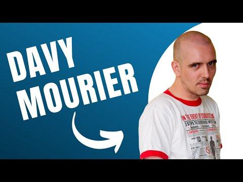 DAVY MOURIER (PORTRAIT) [MA VIE DE GEEK #10]