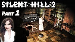 Silent Hill 2, first playthrough ever (Part 1) (I HATE SCARY GAMES!)
