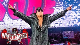 The Miz's WrestleMania Prediction Presented By Cricket Wireless: WrestleMania 37 Kickoff
