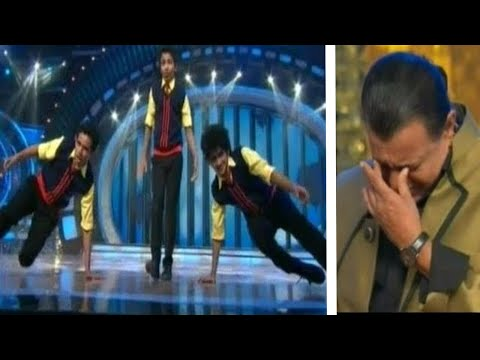 OMG! This Performance Made Mithunda CRY | Dance India Dance Season 4 - Sumedh, Manan and Rohan