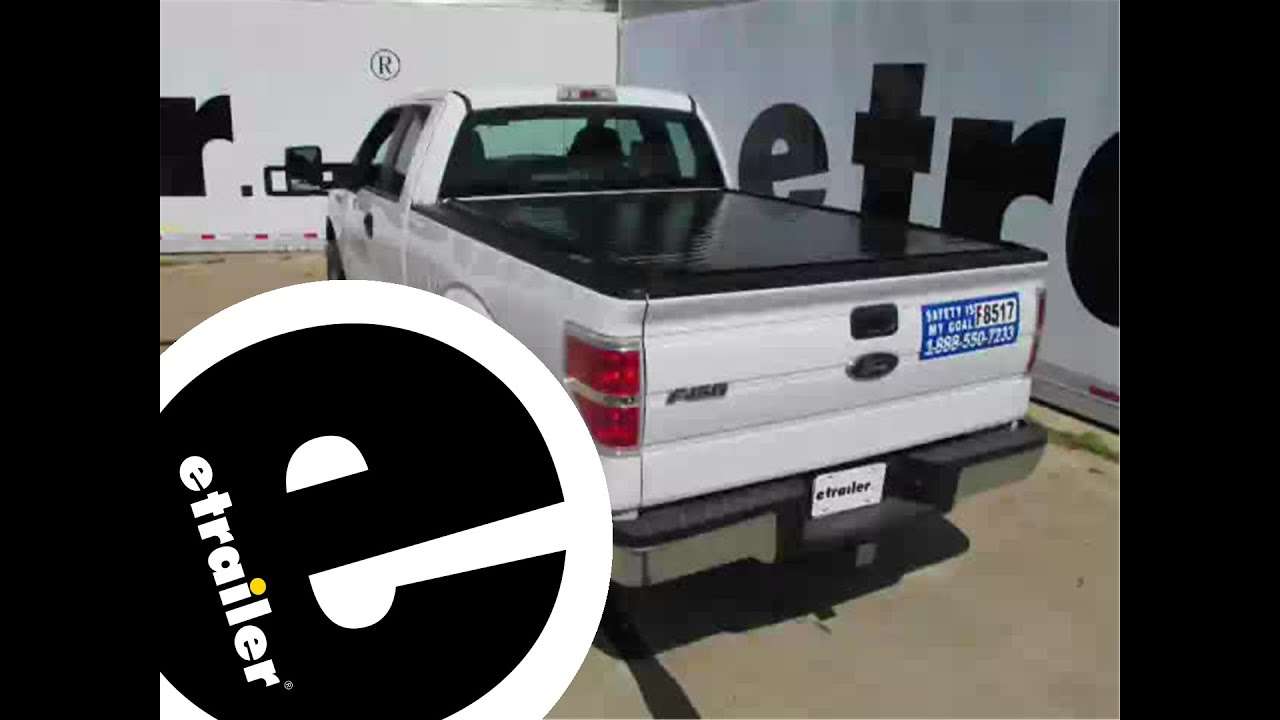 DeeZee Oval Tube Steps Installation - 2013 Ford F-150 - etrailer ...