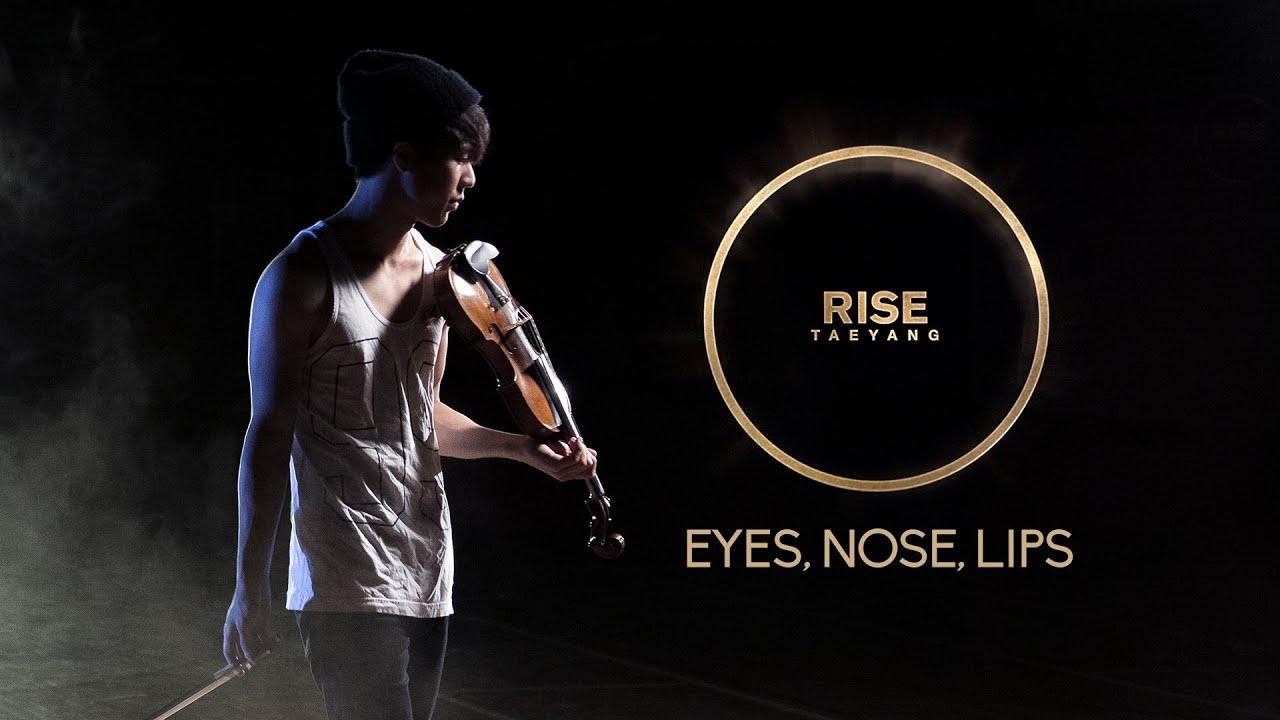 Wedding Dress Taeyang 17 Superb  Eyes Nose Lips