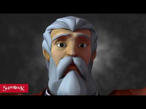 Moses and the Red Sea - Superbook