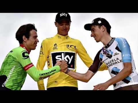 Tour de France Music| Music of  PODIUM CEREMONY