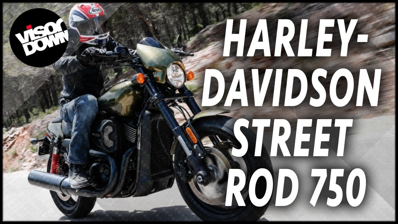 Harley Davidson: Harley-Davidson Street Rod 750 Bike Review First Ride