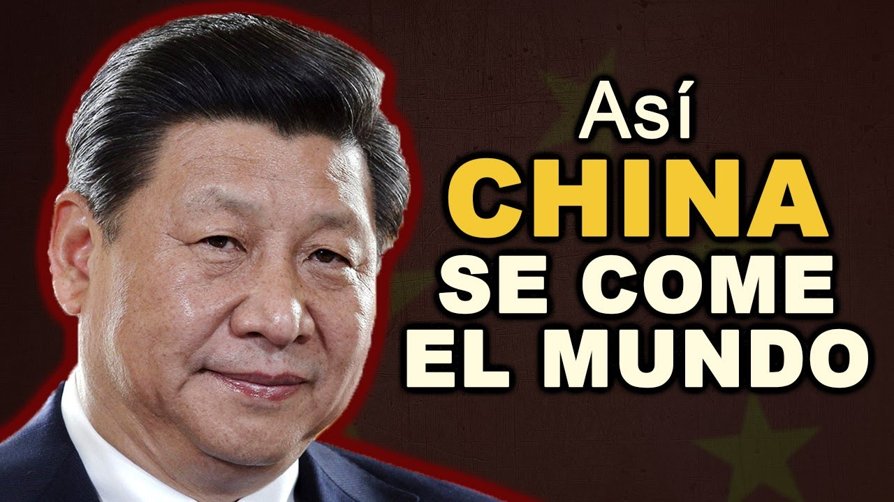¿China muestra su cara imperialista? El dragón emprende la conquista del mundo con su poder naval