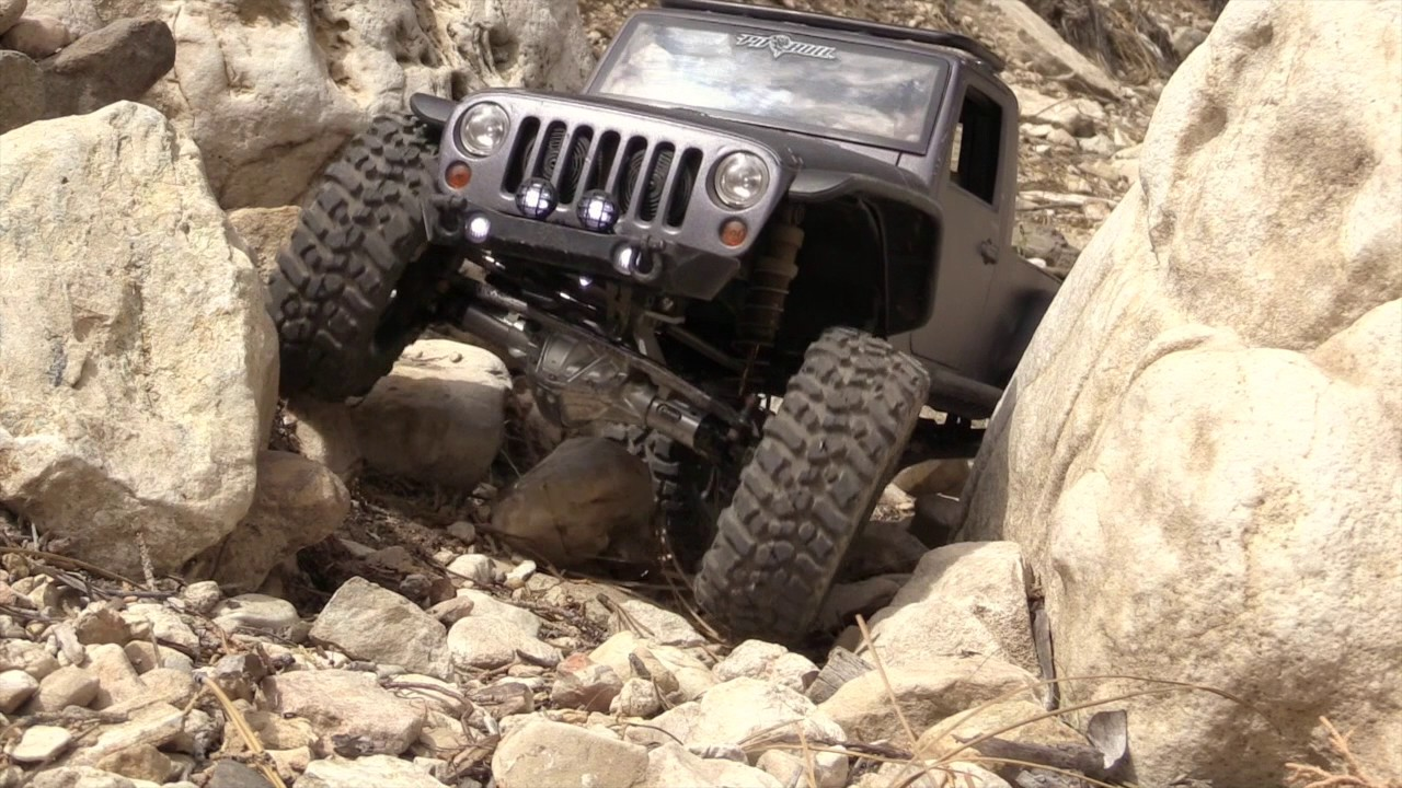 Pit Bull Rc 1 9 Rock Beast Xl Tires Extended Version Youtube