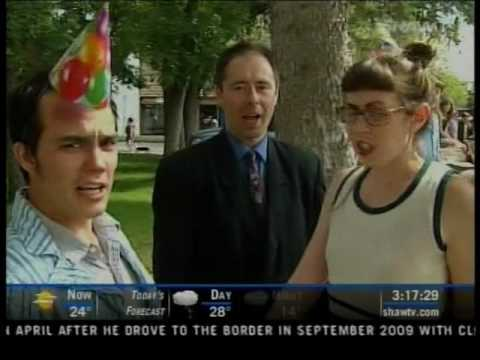 Saskatoon Fringe 2010 - Shaw TV