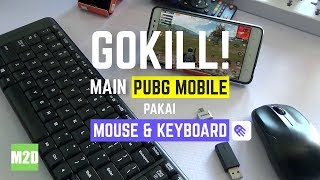 Main PUBG Mobile Pakai Mouse dan Keyboard [via Aplikasi Octopus]