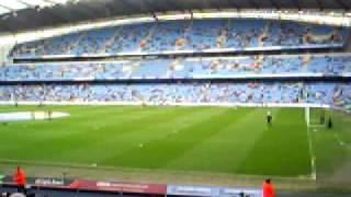 Manchester City vs. Fulham 12.04.2009