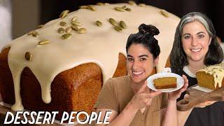 How To Make Pumṗkin Cake | Dessert People