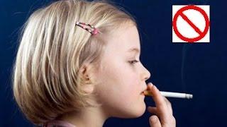 Полезные и вредные привычки детей