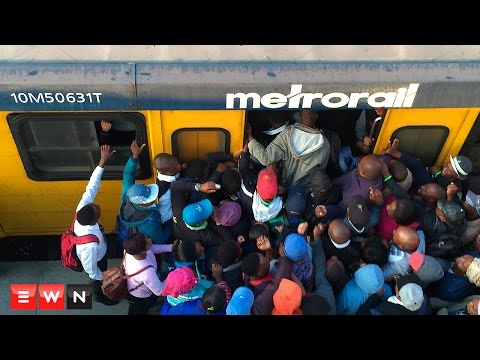 Commuters face frenzied scrambles on crippled Metrorail lines