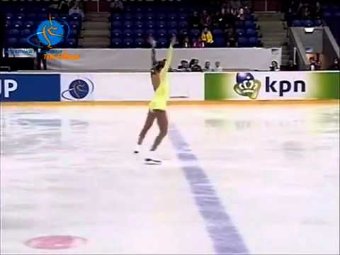 Carolina Kostner - Short Program- Challenge Cup 2012