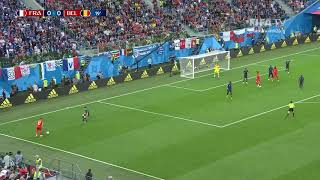 France v Belgium- 2018 FIFA WORLD Cup Russia- Match™