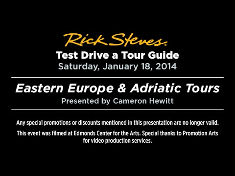 Test Drive a Tour Guide: Eastern Europe and Adriatic
