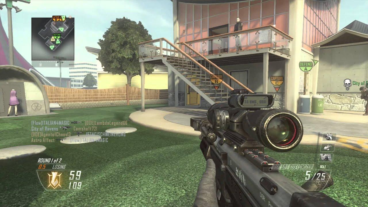 Black Ops 2 paramètres de matchmaking